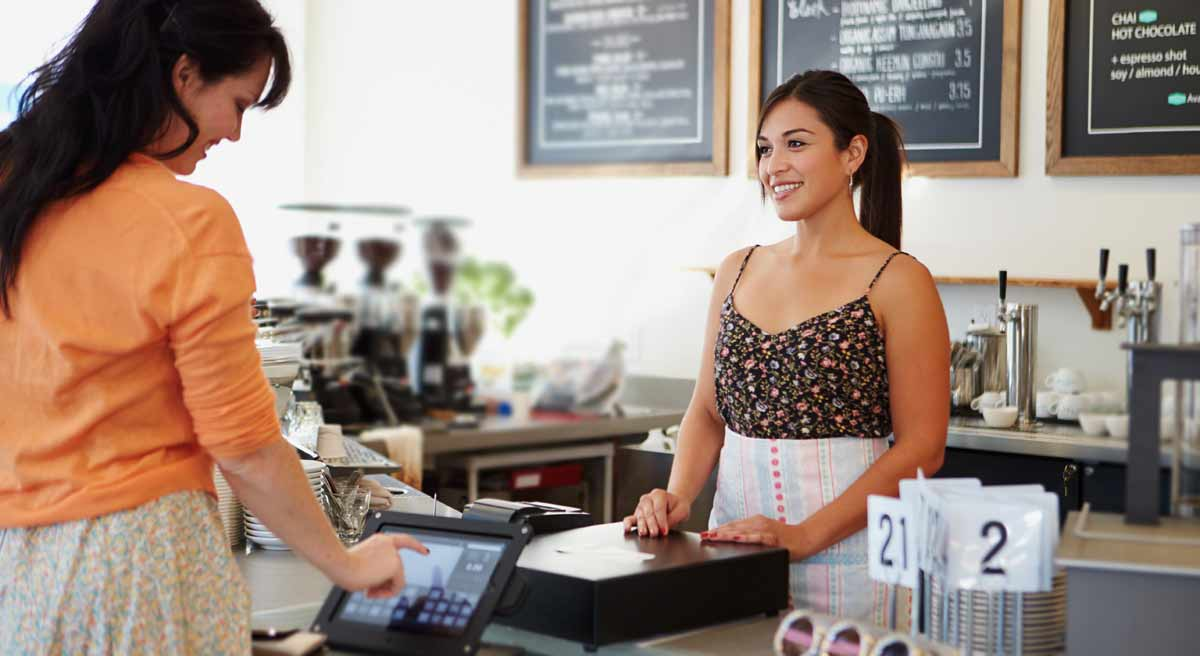 Cafe Shop